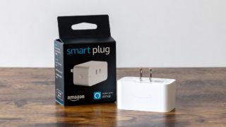 アマゾン純正スマートプラグミニレビュー:音声で電化製品のオンオフを切り替え可能