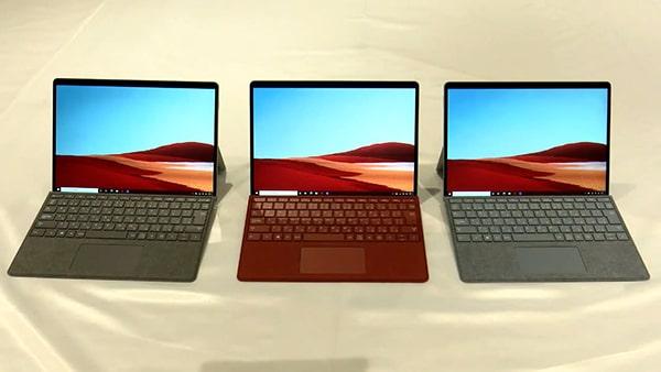 Surface Pro X タイプカバー