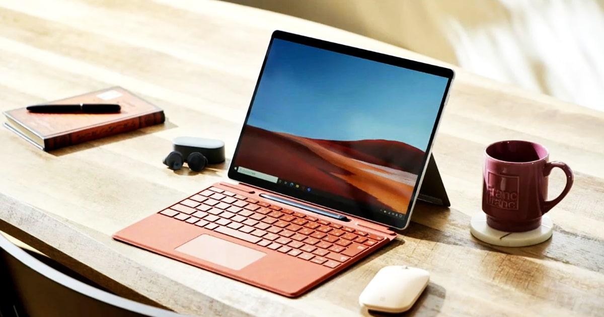 Surface オンラインブリーフィング