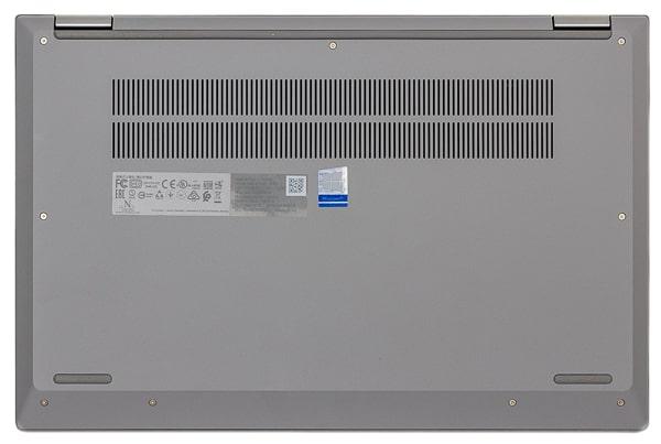 IdeaPad Flex 550i(15)底面