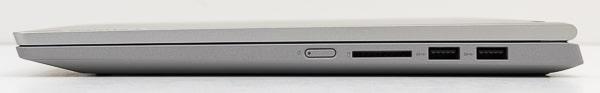 IdeaPad Flex 550i(15)厚さ