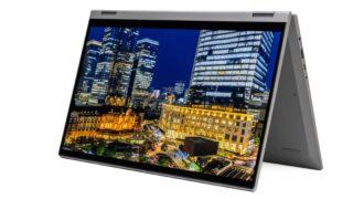 レノボ IdeaPad Flex 550i(15) レビュー:15.6インチでお手頃価格の大型2-in-1ノートPC