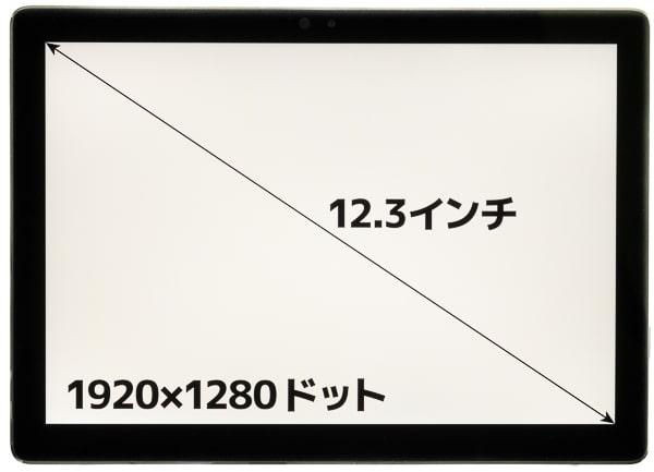 Latitude 7210 2-in-1 画面