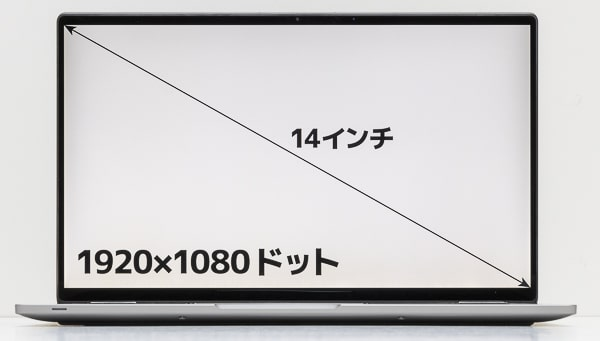 Latitude 9410 画面サイズ