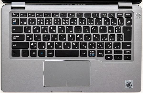 Latitude 9410 キーボード