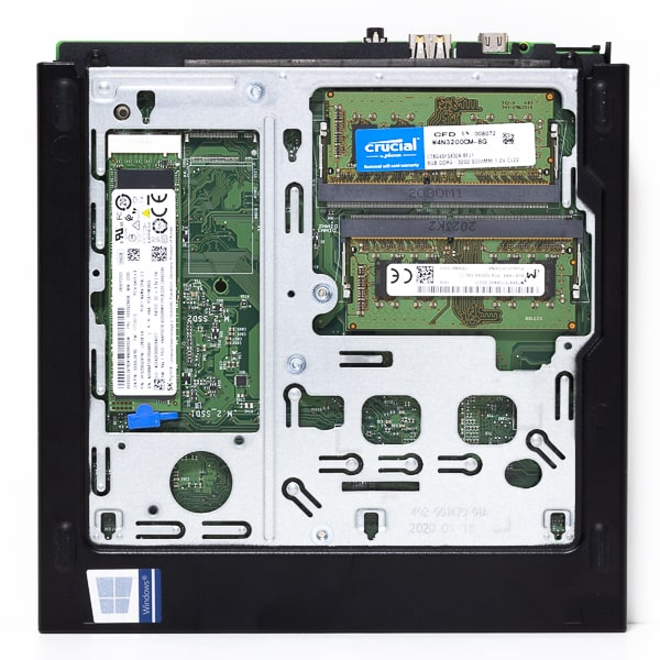 ThinkCentre M75q-2 Tiny マザーボード