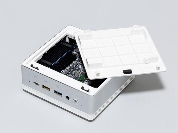 MINISFORUM DeskMini UM200 フタ
