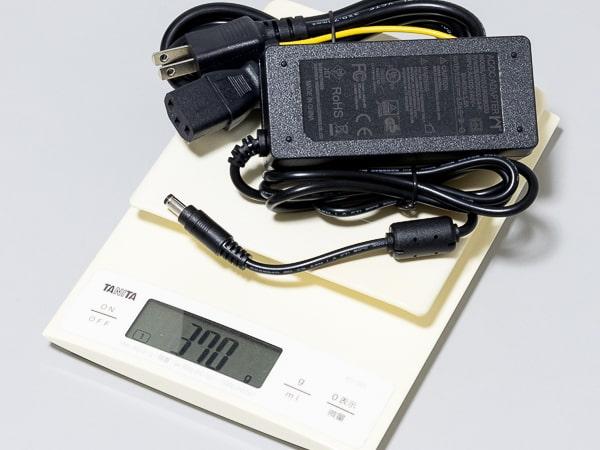 MINISFORUM DeskMini UM200 アダプター