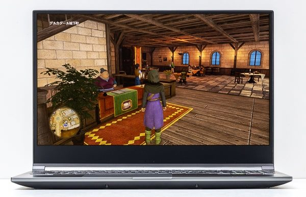 GALLERIA GR2060RGF-T ゲーム画面