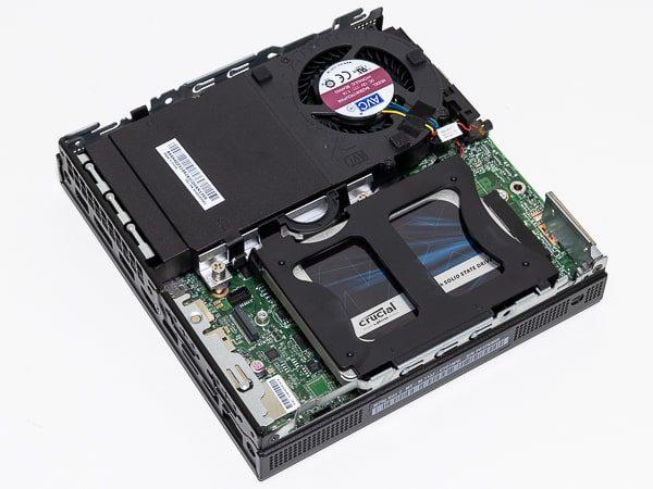 ThinkCentre M75q-2 Tiny SSD