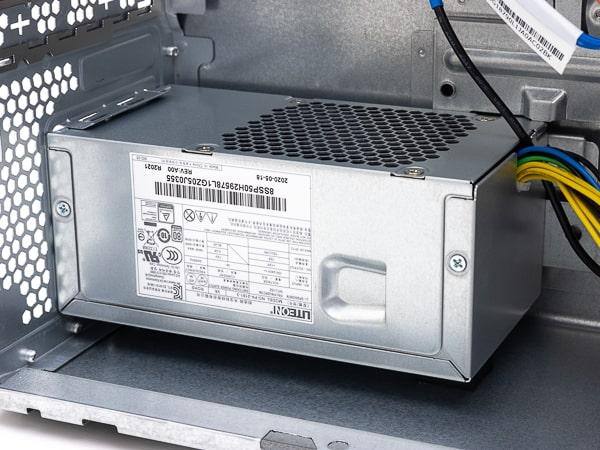 Lenovo V55t 電源