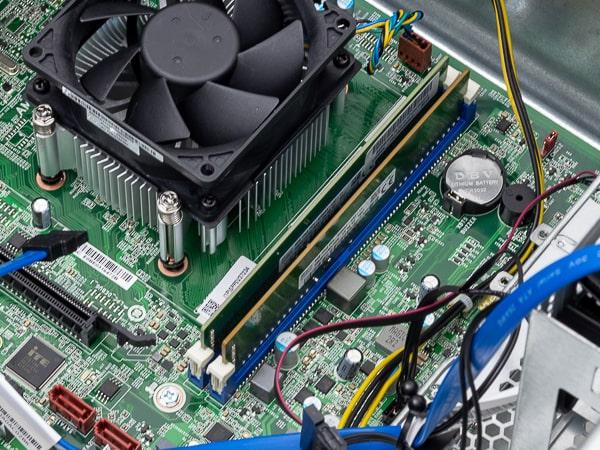Lenovo V55t メモリー増設