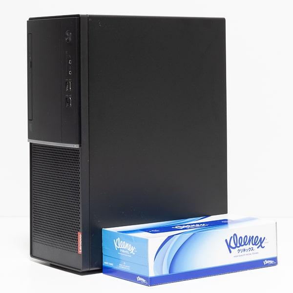 Lenovo V55tサイズ
