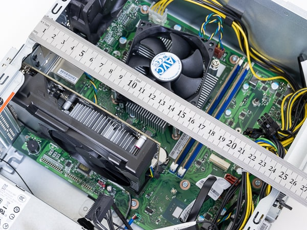 IdeaCentre 550i グラボ