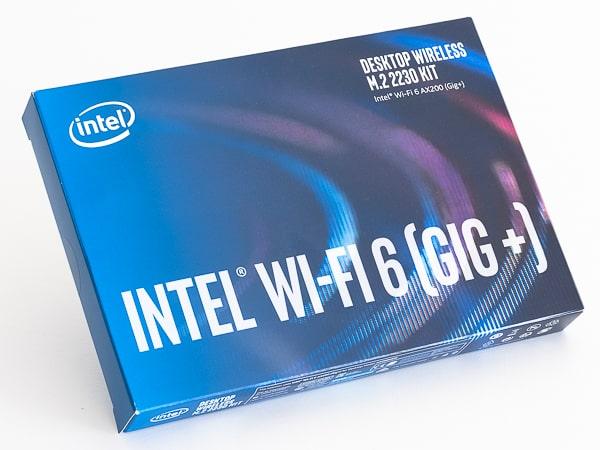 インテル Wi-Fi モジュール