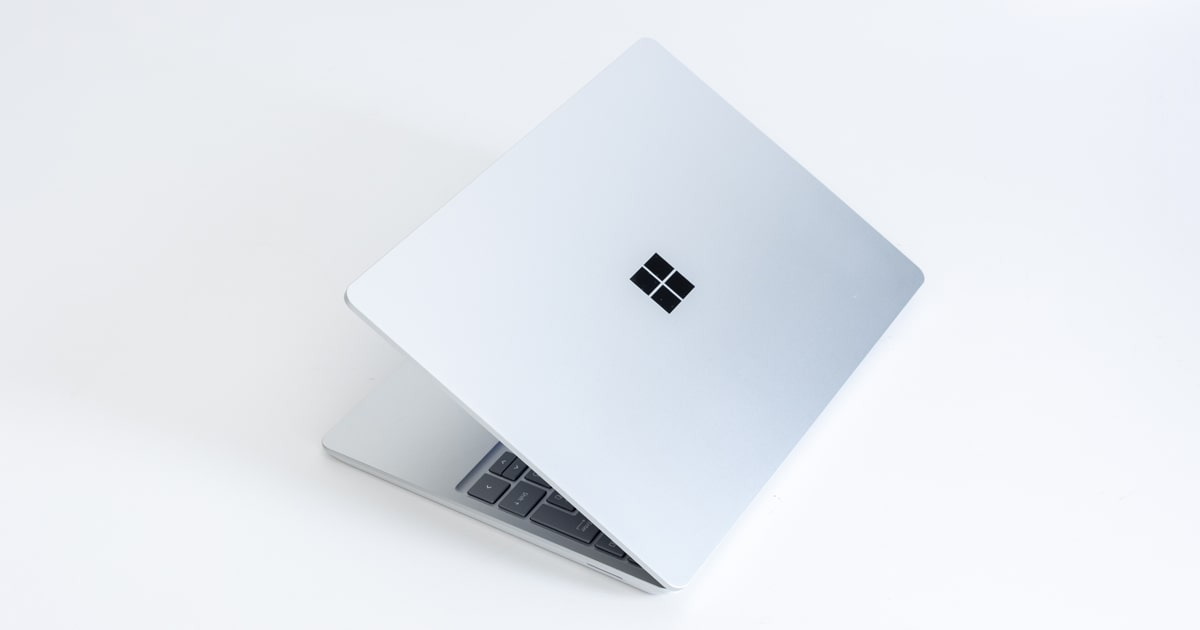 Surface Laptop Go レビュー