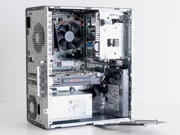 HP Pavilion Gaming Desktop TG01(AMD)分解