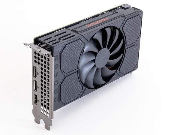 HP Pavilion Gaming Desktop TG01(AMD)グラボ