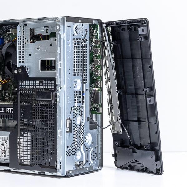HP Pavilion Gaming Desktop TG01(インテル)分解
