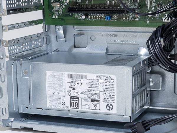 HP Pavilion Gaming Desktop TG01(インテル)電源