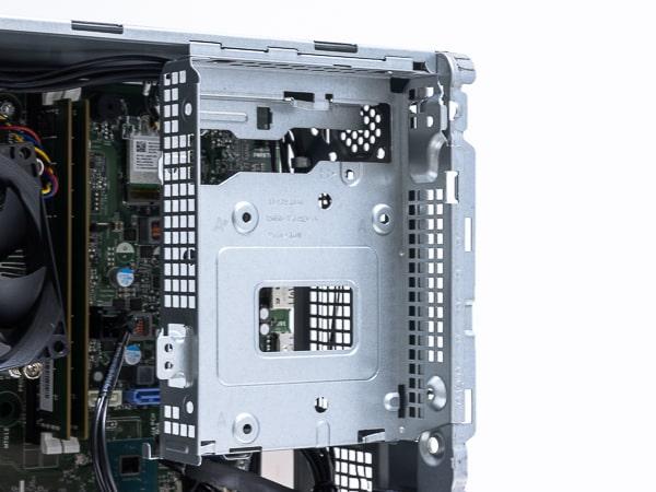 HP Pavilion Gaming Desktop TG01(インテル)ドライブベイ
