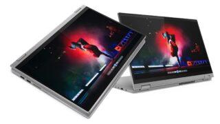 レノボ IdeaPad Flex 550 15.6型 (AMD Ryzen 5000シリーズ)発表!最新APU搭載の15.6インチ2-in-1