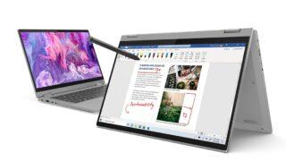 IdeaPad Flex 550 14型 (AMD Ryzen 5000シリーズ)登場!最新APU搭載でパフォーマンスアップに期待