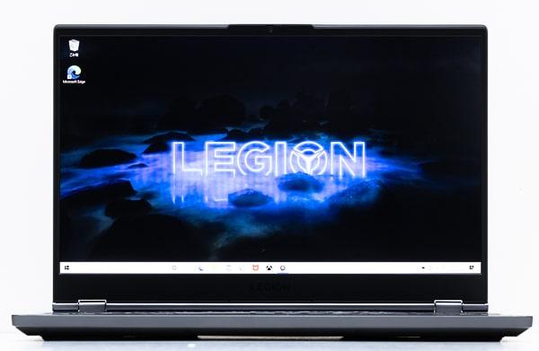 Legion 750i 映像