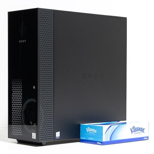 OMEN by HP 30L Desktop サイズ