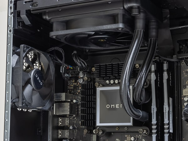 OMEN by HP 30L Desktop CPUクーラー