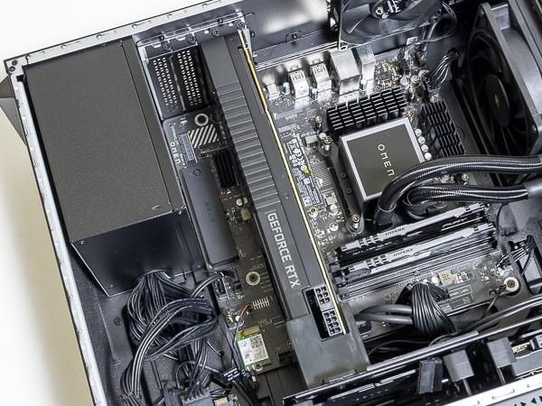 OMEN by HP 30L Desktop グラボ