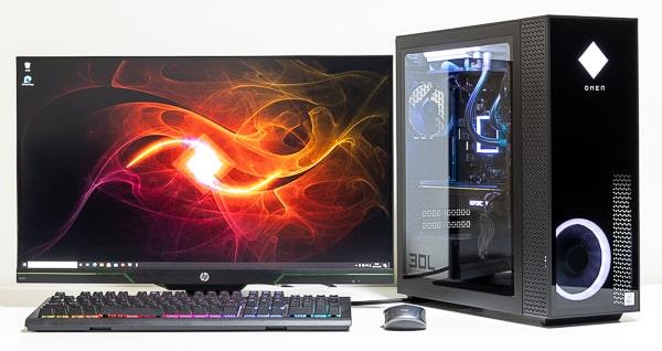 OMEN by HP 30L Desktop 設置