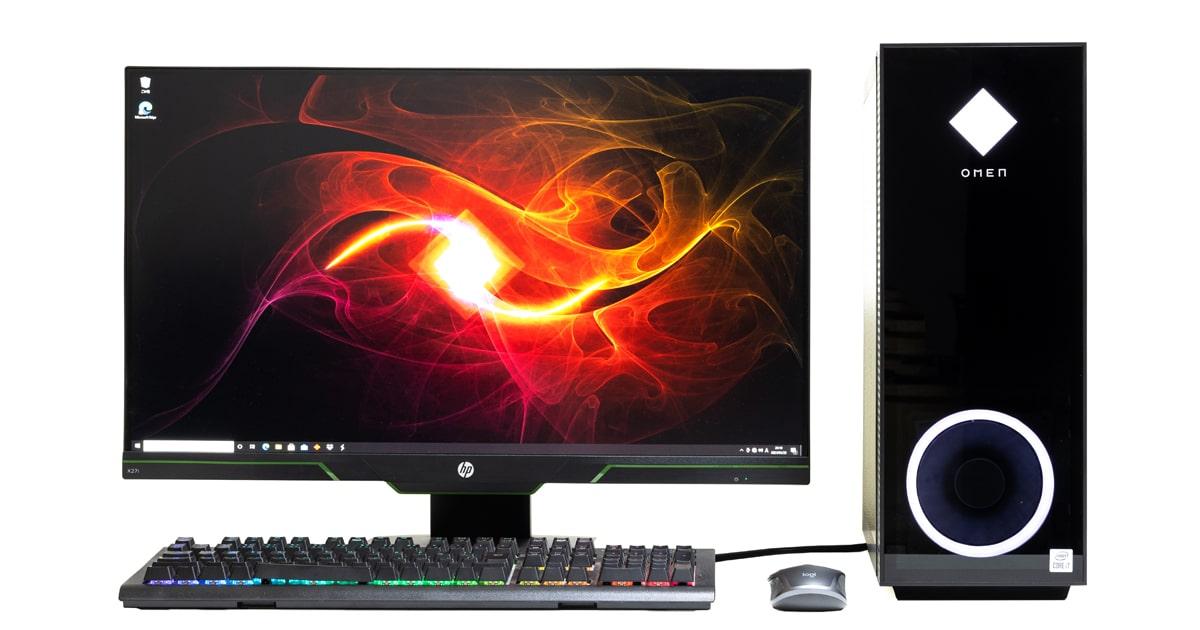 OMEN by HP 30L Desktopレビュー