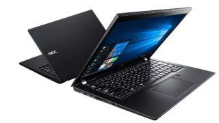 NECの13.3インチモバイルノートPC「LAVIE Direct PM(X)」が税込6万9900円で特価販売中
