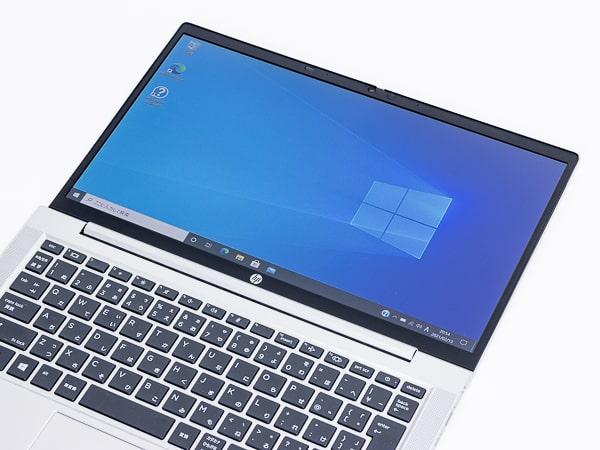 HP ProBook 635 Aero G7 最大角度