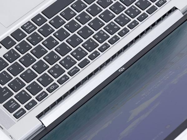 HP ProBook 635 Aero G7 排気口