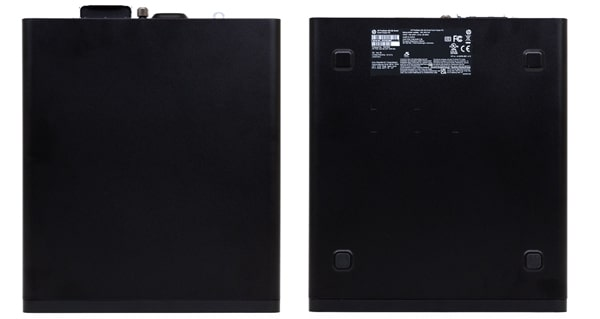 HP ProDesk 405 G6 SFF 天面と底面