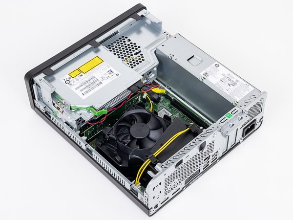 HP ProDesk 405 G6 SFF 本体内部