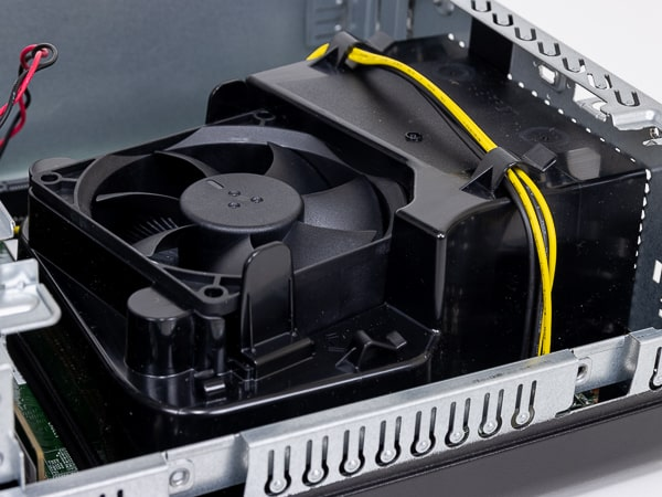 HP ProDesk 405 G6 SFF CPUクーラー