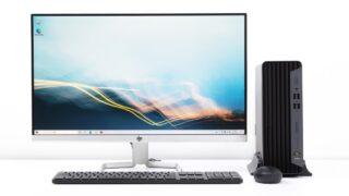 HP ProDesk 405 G6 SFFレビュー:Ryzen PRO 4000シリーズ搭載で高コスパ&短納期なスリム型デスクトップPC