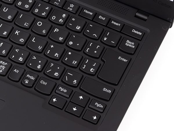 ThinkPad X1 Carbon Gen8 配列