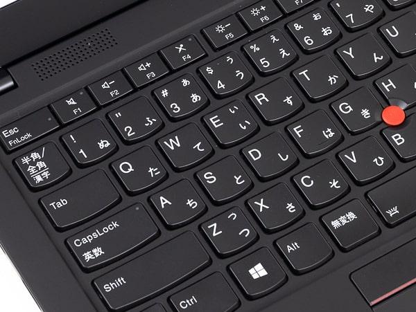 ThinkPad X1 Carbon Gen8 タイプ感