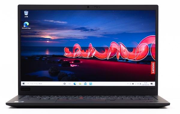 ThinkPad X1 Carbon Gen8 デスクトップ