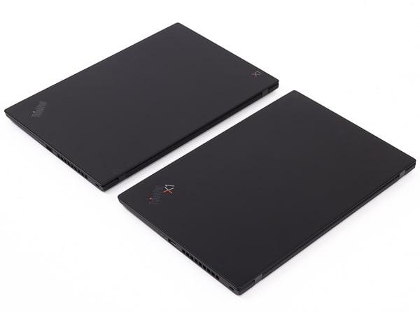 ThinkPad X1 Carbon Gen8 前モデルとの比較