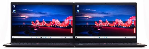 ThinkPad X1 Carbon Gen8 ディスプレイ