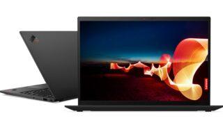 ThinkPad X1 Carbon 2021年モデルが早くも週末特価&Ryzen 7搭載ノート5万3900円:レノボ週末セール実施中