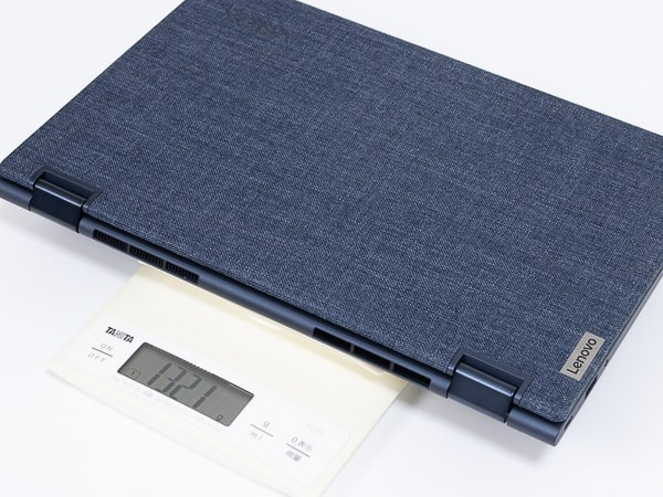 Yoga 650 重さ