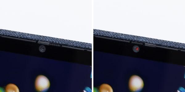 Yoga 650 Webカメラ