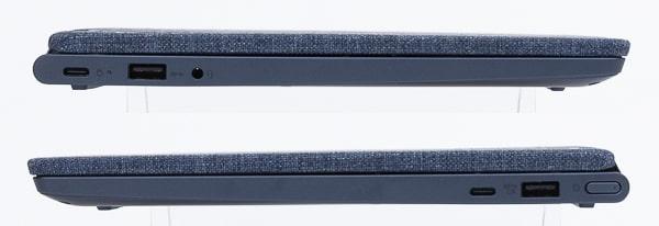 Yoga 650 インターフェース