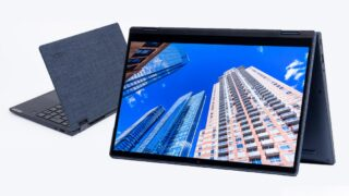 レノボYoga 650 (AMD)レビュー:Ryzen搭載で7万円台からの高性能13.3インチモバイル2-in-1